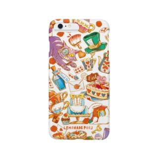 アリスなお茶会 Smartphone cases