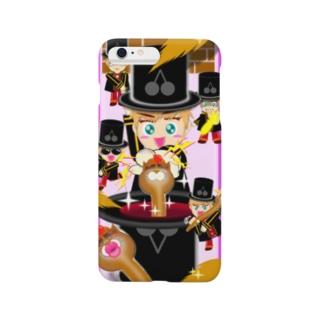 魔術師ワルド Smartphone cases