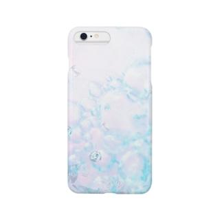 人魚姫は泡になる Smartphone cases
