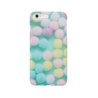 pompom Smartphone cases