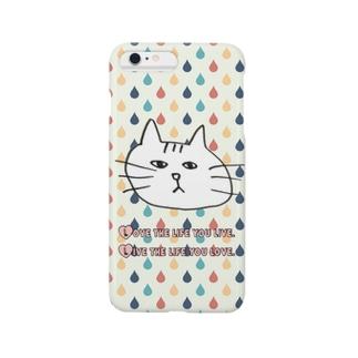 トラさんイラストシリーズ Smartphone cases