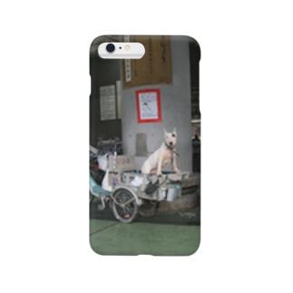 あいりん労働福祉センターの犬 Smartphone cases