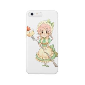 ヤスナちゃん Smartphone cases
