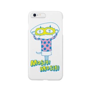 もしもし Smartphone cases