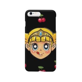 ぺろぺろ Smartphone cases