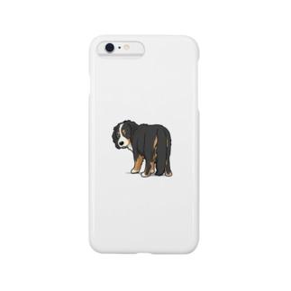 バーニーズマウンテンドッグ26 Smartphone cases