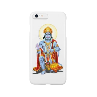 hindu-hanuman Smartphone cases