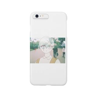写真と絵 Smartphone cases