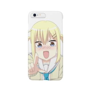 ツンデレ少女3 Smartphone cases