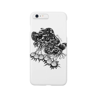 "Animalia Kinky "" Black Frog "" Smartphone cases"