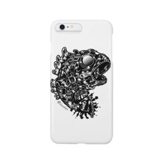 "Animalia Kinky "" Black Bass "" Smartphone cases"