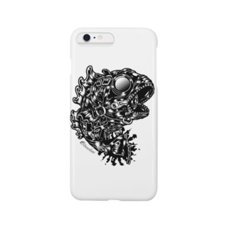 "Animalia Kinky "" Black Bass "" Smartphone cases"