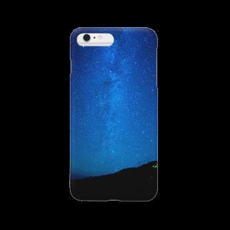 コダッ茶(お茶)の星空 Smartphone cases