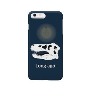 ずっと昔 Smartphone cases