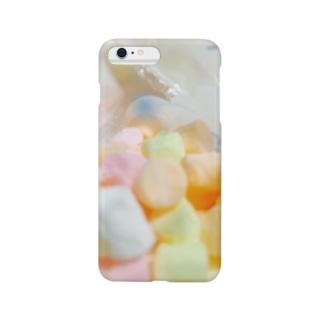 マシュマロ Smartphone cases
