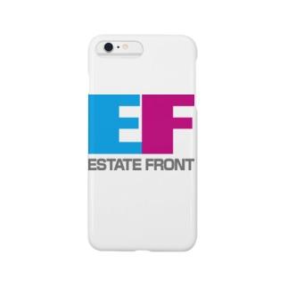 estatefront   架空の不動産屋 Smartphone cases