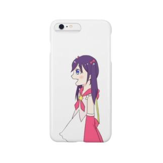 横向きキララ Smartphone cases