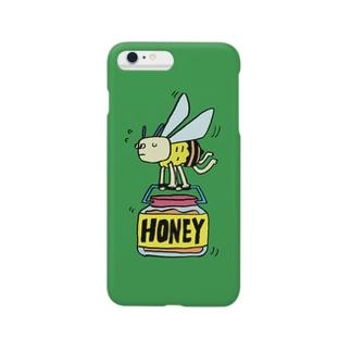 はち Smartphone cases