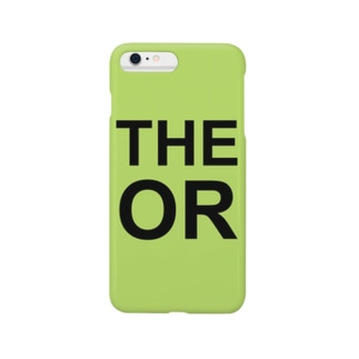 THE OR スマホケース Smartphone cases