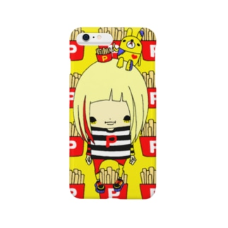 ポテト Smartphone cases