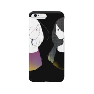 猫双子 Smartphone cases