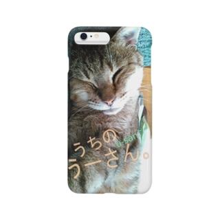 うちのうーさん。 Smartphone cases
