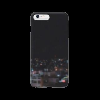 nyapikopiの夜空 Smartphone cases