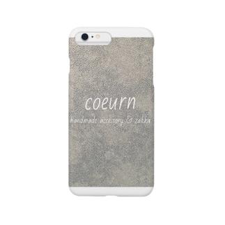 coeurn(ロゴ) Smartphone cases