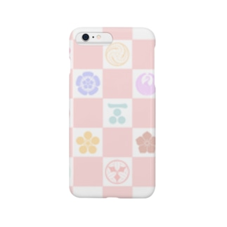 紋ーMONOGURAMU Smartphone cases