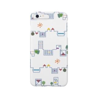 凸凹Town Smartphone cases