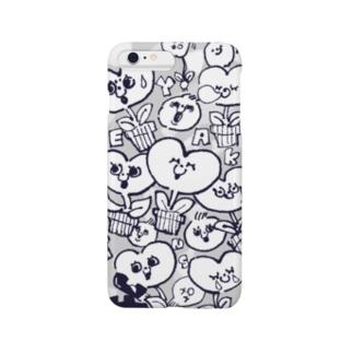 しょくぶつマン(賑わい) Smartphone cases