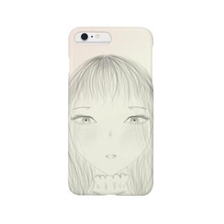 がーるちゃん Smartphone cases