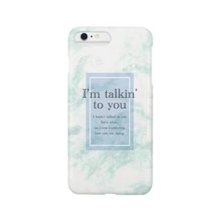 blue stone Smartphone cases