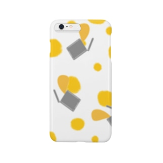 カレードット Smartphone cases