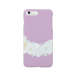 花の環【hana-no-wa】 Smartphone cases