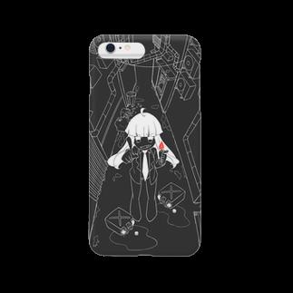 中野奴のiPhoneケース奴 Smartphone cases