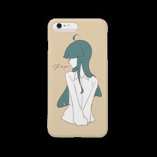 中野奴のiPhoneケース女又 Smartphone cases