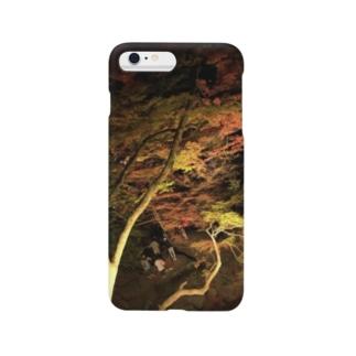 紅葉スマホケース Smartphone cases