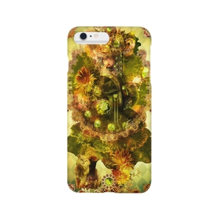 Jewelrincess(8月) Smartphone cases