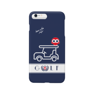 H.R.M.SUZURIのHRMGOLF Smartphone cases