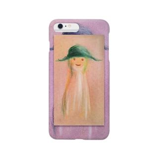 ぼうしピーナツ Smartphone cases
