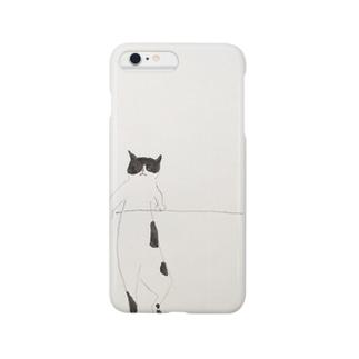 立ちネコ Smartphone cases