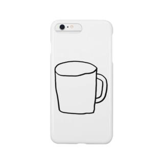 こっぷ Smartphone cases