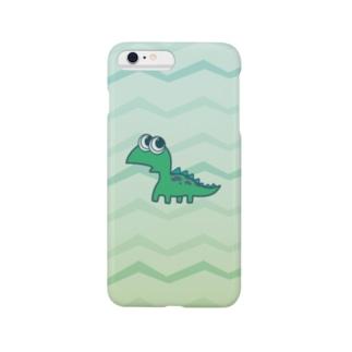 ダイナソー Smartphone cases