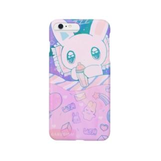 うさぎのおやすみ Smartphone cases