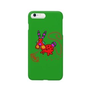 ラディ Smartphone cases