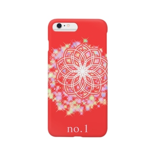 No.1 red Smartphone cases