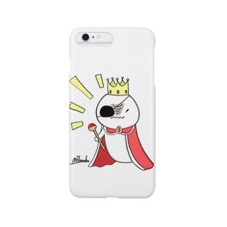 オバケの王子様 Smartphone cases