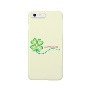 CloveeeeR iPhoneケース Normal Edition. Smartphone cases