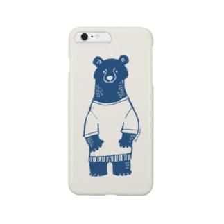 青熊 Smartphone cases